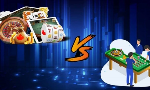 Four reasons why online casinos are more popular than their land-based alternatives?
